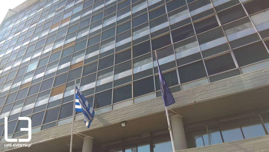 ΑΕΙ thessaloniki ktirio prytanias apth ΑΠΘ Θεσσαλονίκη