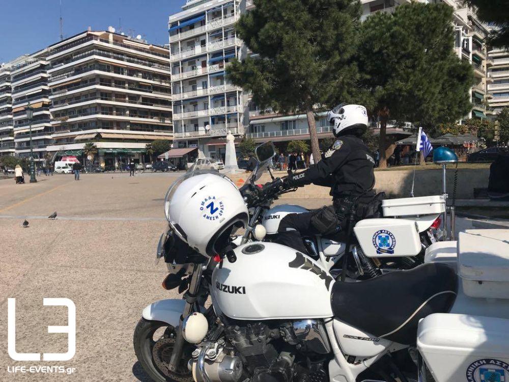 27 συλλήψεις στην Θεσσαλονίκη