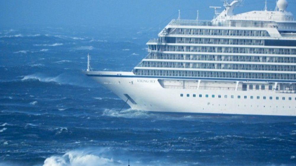 Κορονοϊός: Λήξη συναγερμού για το κρουαζιερόπλοιο με τους 3.600 επιβάτες