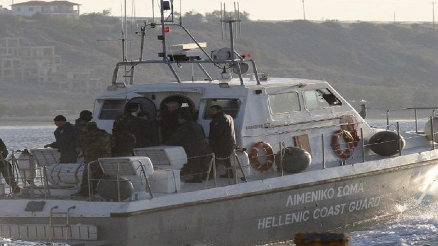 σκάφος Λευκάδα εξαφάνιση Θεσσαλονίκη λιμενικό ψαράς
