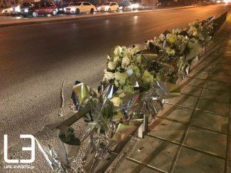 Βουβός πόνος για τον 17χρονο που έχασε τη ζωή του στην οδό Λαγκαδά (ΒΙΝΤΕΟ & ΦΩΤΟ)