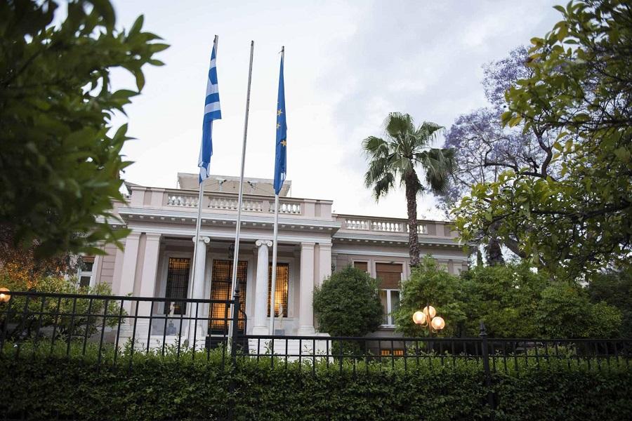 Μητσοτάκη ΚΥΣΕΑ Κορονοϊός κυβέρνηση μέτρα ΚΥΣΕΑ κορονοϊό ΝΑΤΟ Ελλάδας