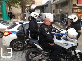 symploki astynomia αστυνομία Θεσσαλονίκη Καλαμαριά σούπερ μάρκετ