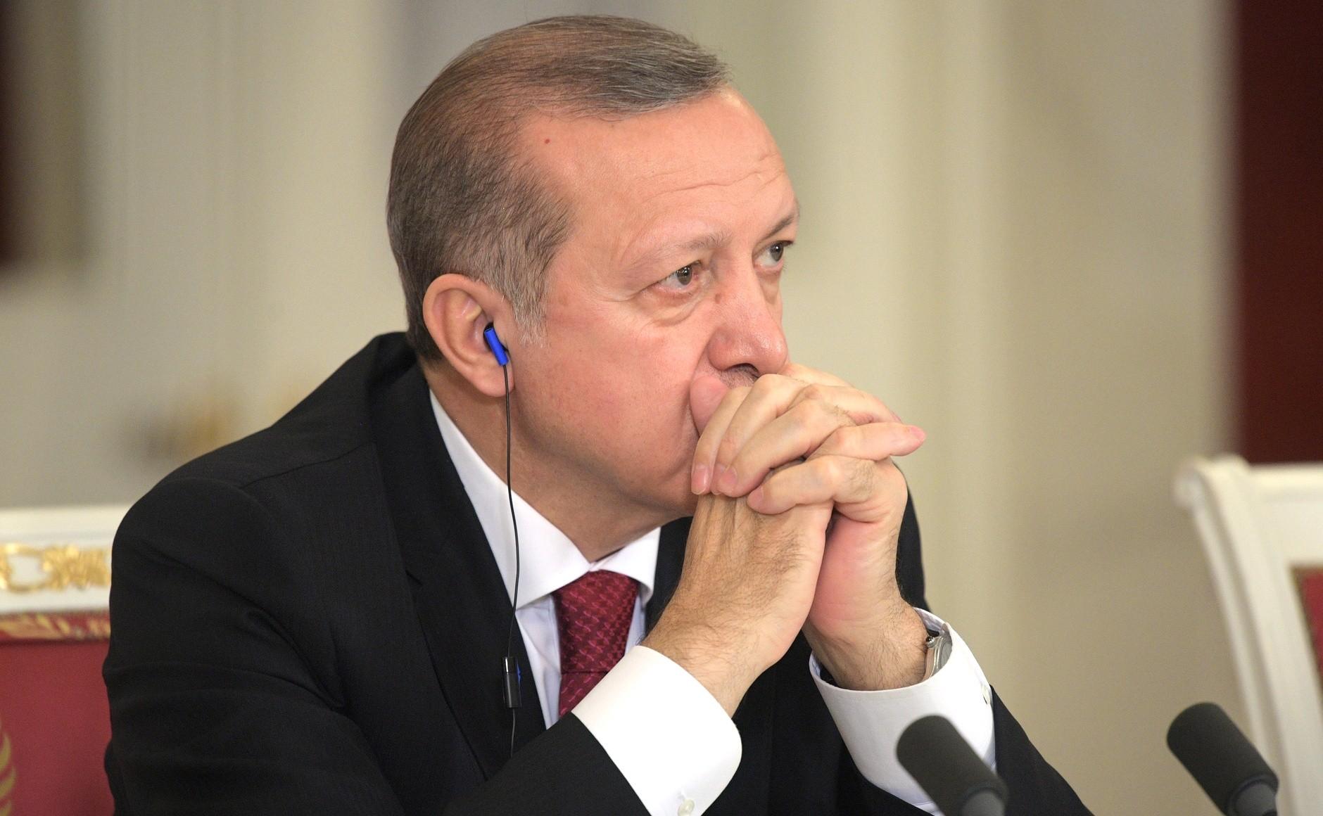 Τουρκία Ερντογάν κορονοϊό