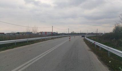 Εργασίες στην Παλαιά Εθνική Οδό Θεσσαλονίκης – Κιλκίς