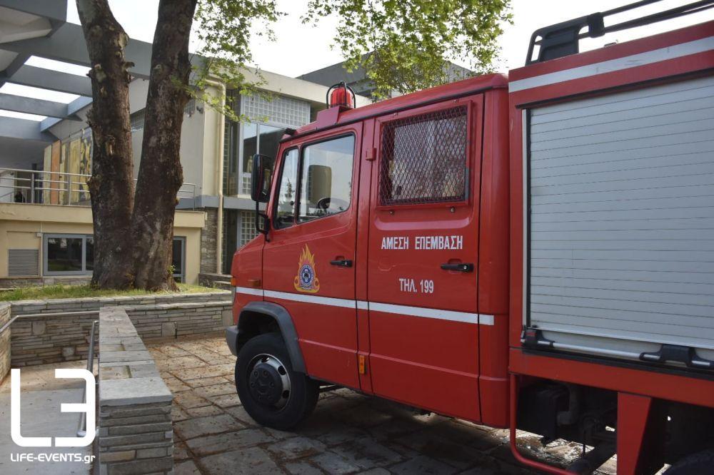 Αργολίδα pyrosvestiki askisi Θεσσαλονίκη φωτιά Σέρρες