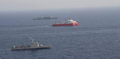 Και τέταρτο πλοίο στέλνει στην ανατολική Μεσόγειο η Τουρκία