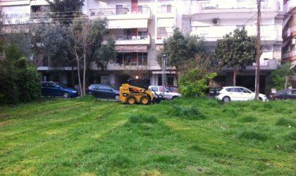 Ο δήμος Καλαμαριάς καλεί τους ιδιοκτήτες να καθαρίσουν τα οικόπεδα