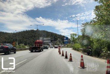 Νέες εργασίες συντήρησης στην Ε.Ο. Θεσσαλονίκης – Καβάλας