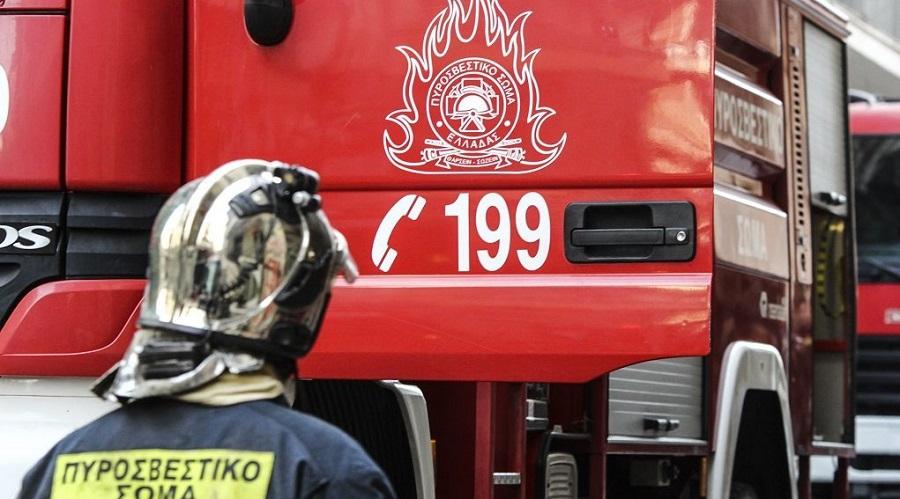 καραντίνα Σχολάρι Βάρη Θεσσαλονίκη ΔΕΗ φωτιά πυρκαγιά ηλικιωμένη