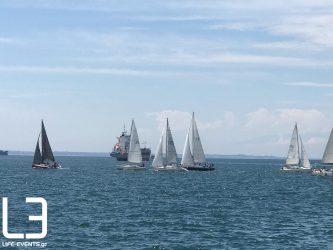 Ιστιοπλοΐα: Ξεκινά αύριο (14/9) στη Θεσσαλονίκη το Ευρωπαϊκό Πρωτάθλημα 49er και Nacra 17