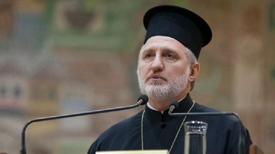 Ελπιδοφόρος: «Θλιβερή εξέλιξη η μετατροπή της Ιεράς Μονής της Χώρας σε τζαμί»