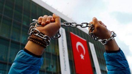 Βασανιστήρια κατά συλληφθέντων Τούρκων πρώην διπλωματών καταγγέλλει ο Δικηγορικός Σύλλογος Άγκυρας