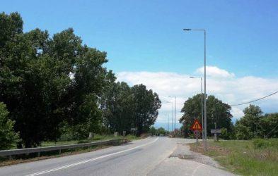 Ξεκινούν έργα στο δρόμο Θεσσαλονίκης – Πολυγύρου