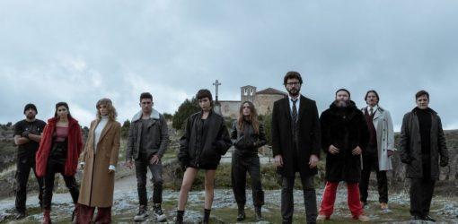 Είναι επίσημο: Πότε κυκλοφορεί ο 4ος κύκλος του La Casa De Papel