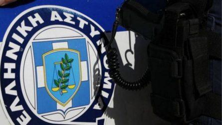 κρατούμενος γυναίκα δολοφονία Ηλεία Θεσσαλονίκη Τσαΐρια Αθήνα Σέρρες Καλαμαριάς Θεσσαλονίκη αστυνομικός Βούλα Θεσσαλονίκη Κατερίνη αστυνομία τροχαίο, Λέσβο, Σέρρες, Χαλκιδική διαδικτυακές απάτες βιτριόλι email Κιλκίς Βίλια