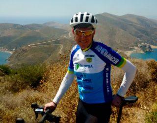 Ατύχημα με το ποδήλατο είχε ο Αμερικανός Πρέσβης στη Μάνη