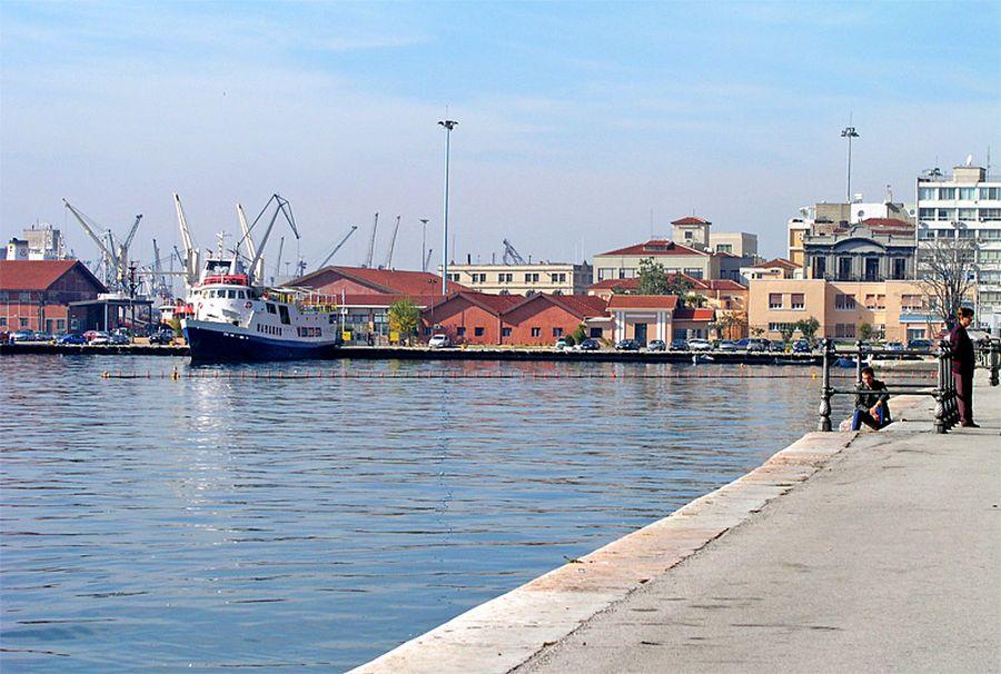 ΟΛΘ λιμάνι πλοίο