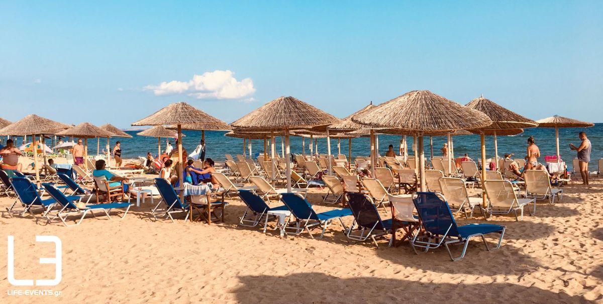 voucher paralia plagia xaplostres thalassa τουρισμός Ευρώπη τουρισμό διακοπές σνακ