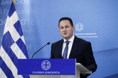 """Πέτσας: """"Νέα κλειστά κέντρα για πρόσφυγες και μετανάστες σε Σέρρες και Αττική"""""""