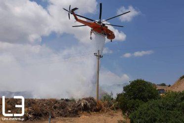 Σε ποιες περιοχές υπάρχει υψηλός κίνδυνος πυρκαγιάς το Σάββατο