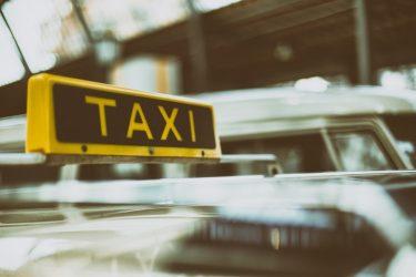 Αντίδραση των ταξί στην τροποποίηση του κομίστρου