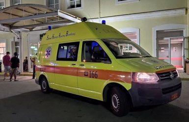 Θεσσαλονίκη: Τροχαίο με τραυματία στη Νεάπολη