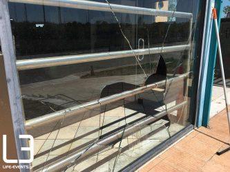 Θεσσαλονίκη: Ανακοίνωση της Αστυνομίας για την απόπειρα διάρρηξης, όπου κατέληξε ένας άνθρωπος