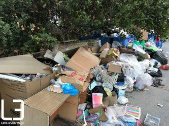 Περαία: «Βουλιάζει» από τα σκουπίδια, έντονα παράπονα των πολιτών (ΦΩΤΟ & ΒΙΝΤΕΟ)