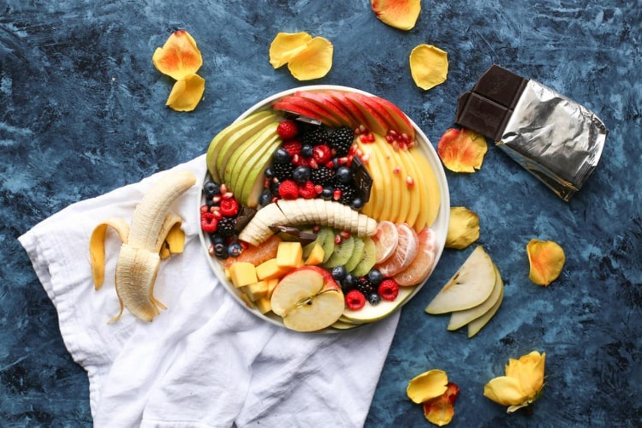 φρούτα πρωινό υγεία καρδιάς παραλία