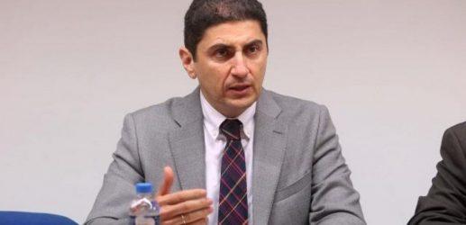 """Αυγενάκης : """"Τα πρωταθλήματα θα τελειώσουν κεκλεισμένων των θυρών"""""""