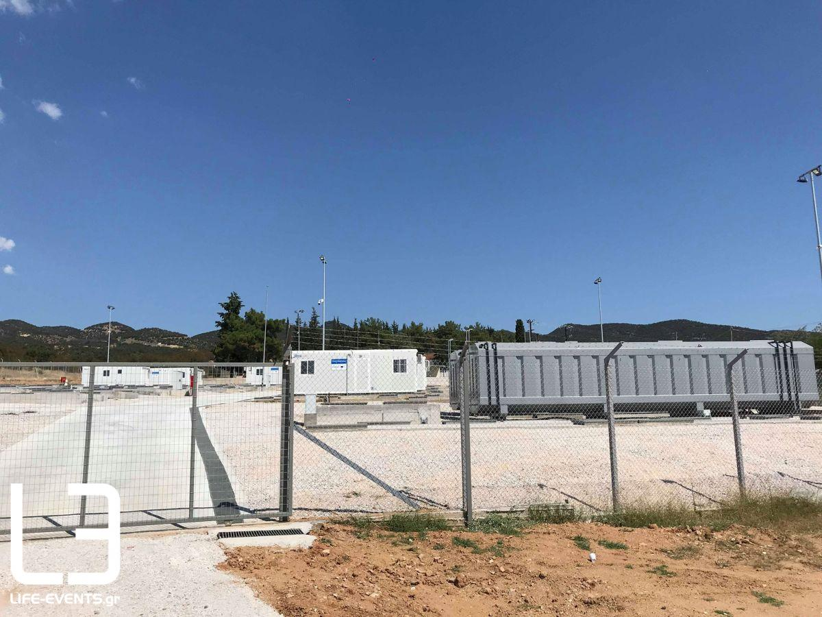 thessaloniki bagioxori bagiohori kamp metanastes