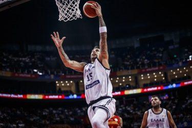 """Μουντομπάσκετ: Οι νέοι όμιλοι στους """"16"""""""