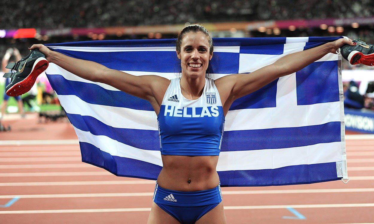 """Στεφανίδη: """"Μεγάλος μου στόχος οι Ολυμπιακοί Αγώνες"""""""