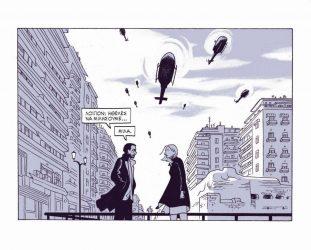 Kόμικ για τα 60α γενέθλια του Φεστιβάλ Κινηματογράφου Θεσσαλονίκης