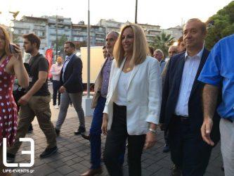 Γεννηματά: «Χαμένη η Ελλάδα από τις αποφάσεις στη Σύνοδο Κορυφής για την Τουρκία»