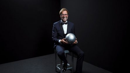 Κορυφαίος προπονητής του κόσμου ο Γιούργκεν Κλοπ!
