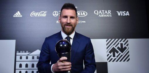 Κορυφαίος των κορυφαίων ο Μέσι, κέρδισε στα βραβεία της FIFA