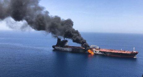 Μεγάλη έκρηξη σε ρωσικό τάνκερ: Τρεις οι αγνοούμενοι
