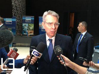 Τζ. Πάιατ: «Ελλάδα και ΗΠΑ θέλουν να χτίσουν μια ευρεία κοινότητα σταθερότητας»