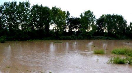 Πηνειός: Μειώθηκε σημαντικά η στάθμη του ποταμού