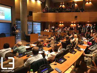 Συνεδριάζει τη Δευτέρα (12/7) το Δημοτικό Συμβούλιο Θεσσαλονίκης