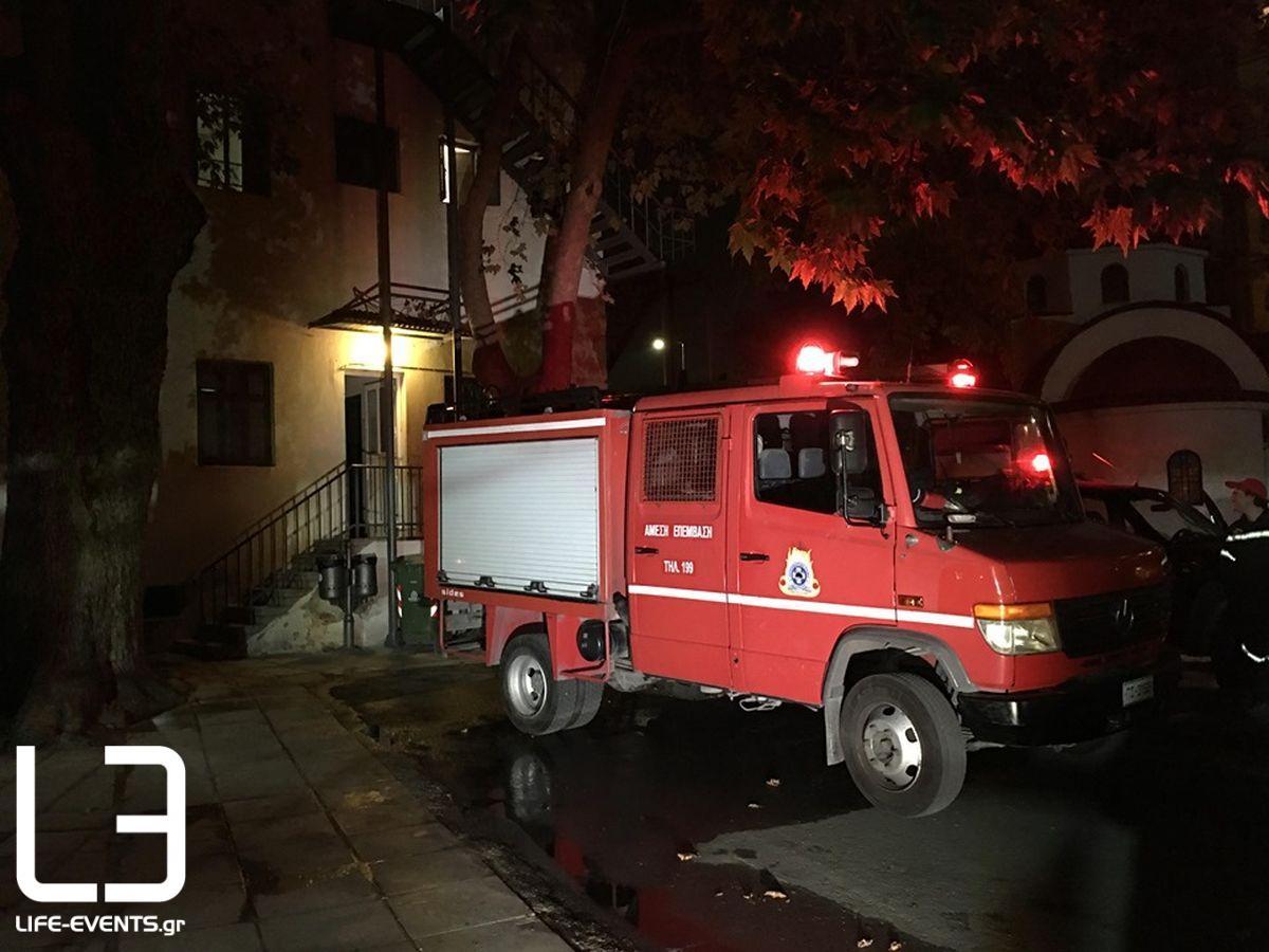 πυρκαγιά, Θεσσαλονίκη Χορτιάτη