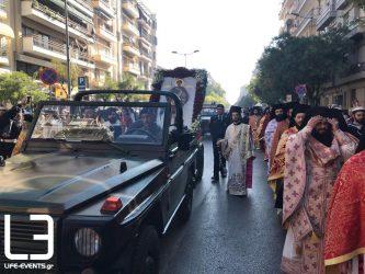 Θεσσαλονίκη: Ξεκινούν οι εορταστικές εκδηλώσεις – Σήμερα (25/10) η λιτανεία στον Αγιο Δημήτριο