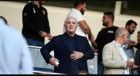 Εξαλλος ο Μελισσανίδης με τους παίκτες της ΑΕΚ: «Είστε ξεφτίλες»