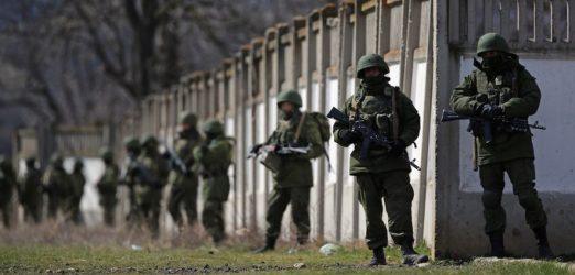 Ρωσία στρατός Ουκρανία