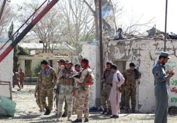 Εκρυθμη η κατάσταση στο Αφγανιστάν: Οι Ταλιμπάν κατέλαβαν το προεδρικό μέγαρο