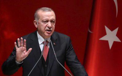 """Προκαλεί ο Ερντογάν: """"Ας κάνουμε πικ νικ στα Βαρώσια"""""""