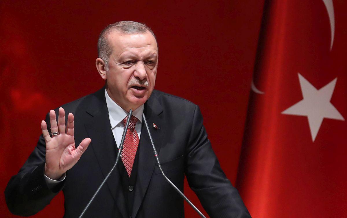 Επιστολή Ερντογάν στους Ευρωπαίους