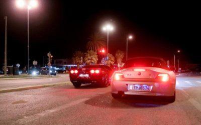 Θεσσαλονίκη: Προβληματισμός της ΕΛΑΣ για τις «κόντρες» θανάτου